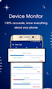 Download Clean Fast - Cleaner & Booster | Fastest Optimizer 6.0.0 APK