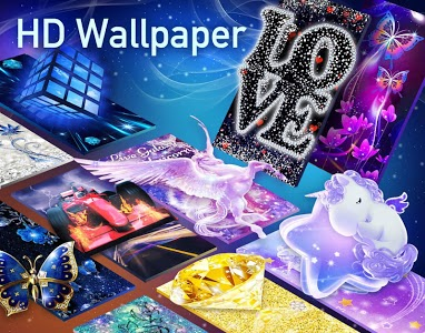 screenshot of Color Phone Launcher - Live Themes & HD Wallpapers version 1.0.43