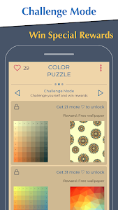 Download Color Puzzle Game + Download Free Hue Wallpaper 2.0.0 APK