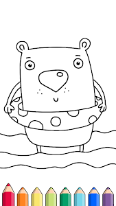 screenshot of Coloring Expert - Colouring Pages App For You version 2018.12.06