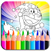 Download Coloring Book Dorae Cat 1.4 APK