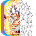 Download Coloring Super Saiyan 1.4 APK