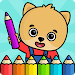 Download Coloring book for kids 1.96 APK