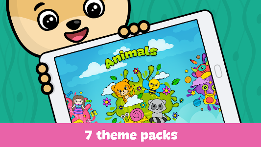 Download Coloring book for kids 1.92 APK