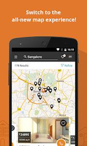 screenshot of CommonFloor Property Search version 4.8.0