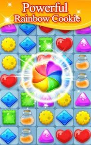 screenshot of Cookie Crush version 1.2.132