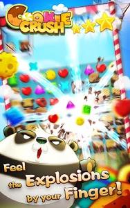 screenshot of Cookie Crush version 1.0.130