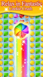 screenshot of Cookie Crush version 2.1.132