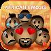 Download Cool African Emoji Keyboard Theme 10001008 APK
