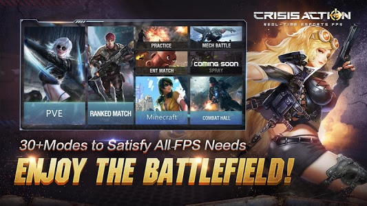 Download Crisis Action: Rise of Mech 3.0.4 APK