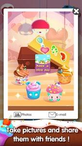 screenshot of Cupcake Fever - Cooking Game version 3.1.3935