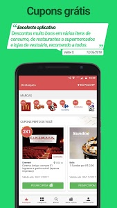 Download Cuponeria- Free Coupons Brazil 3.2.26 APK