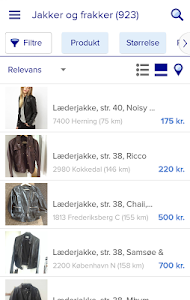 screenshot of DBA – buy and sell used goods version 3.10.0
