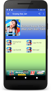 goyang dua jari download