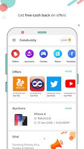 Download Databuddy: Paytm cash, Viral Pics, Jokes & GIFs 2.21 APK