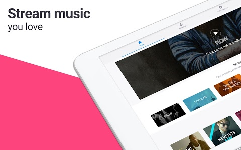 Download Deezer Music & MP3 Player: Songs, Radio & Podcasts  APK