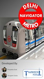 Download Delhi Metro Navigator -New Fare,Route,Map 2018 1.0.42 APK