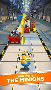 Download Minion Rush: Despicable Me Official Game  APK