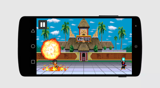 Download Super Saiyan Dragon Goku 1.7 APK