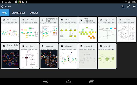 Download DrawExpress Diagram Lite 1.8.9 APK