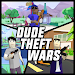 Download Dude Theft Wars: Open World Sandbox Simulator BETA 0.83b2 APK