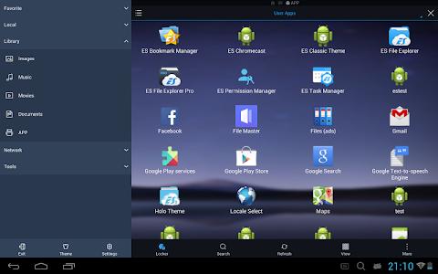 Download ES File Explorer/Manager PRO Pro APK