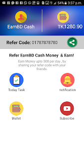 Download EarnBD Cash 9.2.2,4 APK