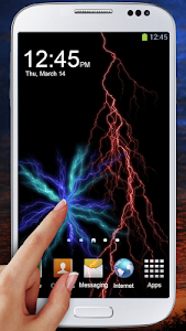 Download Electric Screen Live Wallpaper  APK