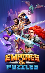 screenshot of Empires & Puzzles: RPG Quest version 1.0.3