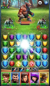 screenshot of Empires & Puzzles: RPG Quest version 15.2.0