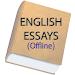 Download English Essays Offline 13.1.2 APK