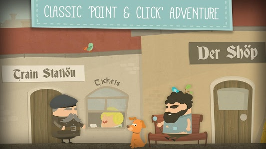 Download Enigma: Super Spy - Point & Click Adventure Game 1.0.17 APK