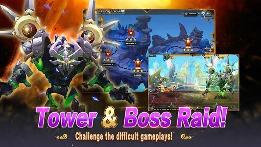 Download Fantasy Legend: War of Contract 1.4.6.00 APK
