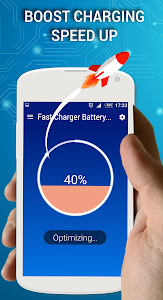 screenshot of Fast charging - Charging Speed - Speed Up version 2.1.1