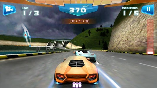 Download Fast Racing 3D 1.7 APK