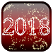 Download New Year Fireworks Live Wallpaper 2018 1.1.7 APK