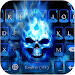 Download Flaming Skull Keyboard Theme 57.0 APK