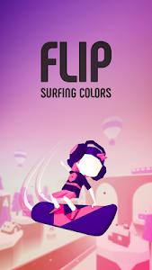 screenshot of Flip : Surfing Colors version 0.4.4