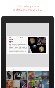 screenshot of Flipboard: News For Our Time version Varies with device