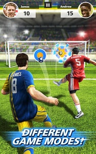 screenshot of Football Strike - Multiplayer Soccer version 1.8.0