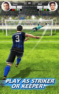 screenshot of Football Strike - Multiplayer Soccer version 1.0.2