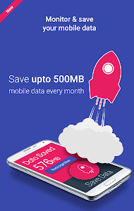 screenshot of Data Recharge & Data Saver version 1.0.0.61