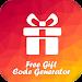 Download Free Gift Code Generator 1.3 APK