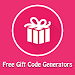 Download Free Gift Code generators 1.5 APK