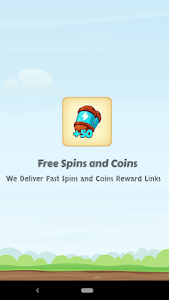 screenshot of Free Spins and Coins - Daily Updated Links version 1.0.8