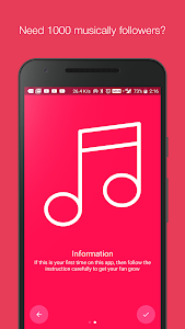 Download Free fans for musically and boost fans simulator 1.0 APK