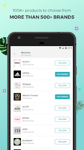 screenshot of Fynd - Online Shopping App version 2.5.11