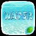 Download GO Keyboard Theme Water 4.5 APK