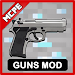 Download GUNS mod for Minecraft PE 1.5 APK