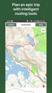 Download Gaia GPS: Hiking, Hunting Maps 7.0.11 APK
